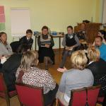 «Тренинг для тренеров» по программе «ЛадьЯ», Москва, 2011