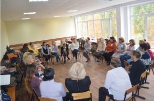 С 29 сентября по 4 октября 2014 г. в Липецке проходил обучающий семинар по программе первичной профилактики ВИЧ/СПИДа и рискованного поведения для детей старшего подросткового возраста «ЛадьЯ».