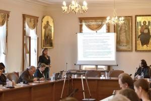 Круглый стол «Участие Русской Православной Церкви в профилактике и борьбе с ВИЧ/СПИДом»