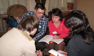 В ОВЦС прошел «тренинг для тренеров» по программе «ЛадьЯ»