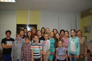 В учебном центре «Наука и практика» г.Магнитогорска прошла встреча родителей, подростков, тренеров, участников проекта «ЛадьЯ»