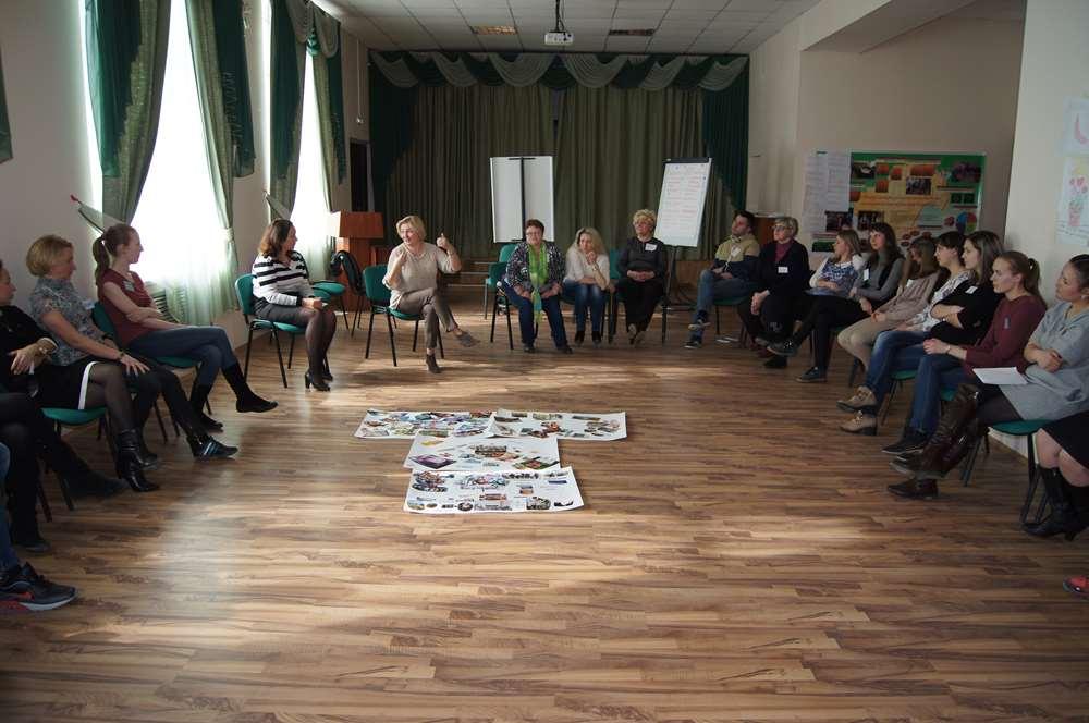 Магадан: обучающий семинар-тренинг